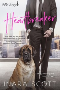 BOOK REVIEW:  Heartbreaker (Bad Angels #1) by Inara Scott