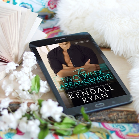 COVER REVEAL: The Two-Week Arrangement by Kendall Ryan
