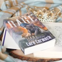 BOOK REVIEW + EXCERPT + GIVEAWAY:  Rage by Cora Carmack