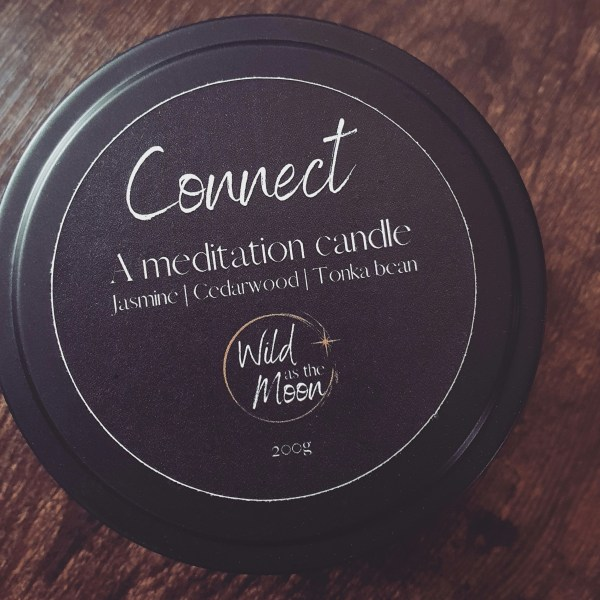 Soy candle connect