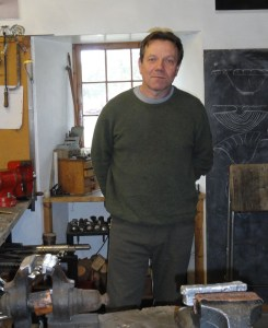Adrian Hope silversmithing tools '13