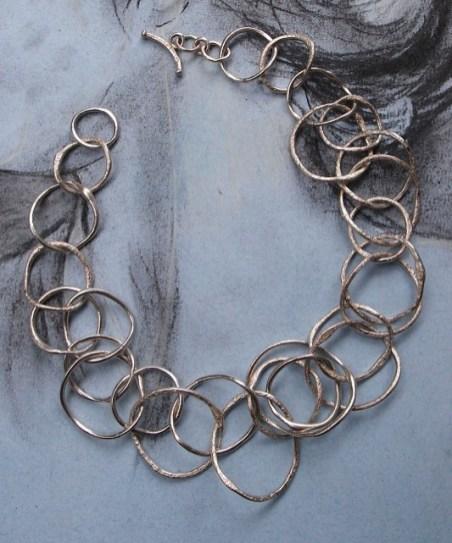 Linda's silver necklace (1)