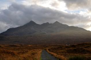 Scotland Higland Clouds