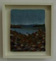 Blue Hills framed