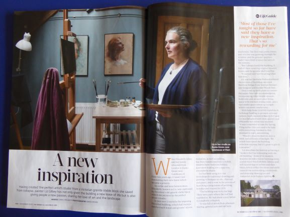 Liz Gilbey article