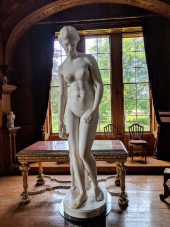 sculpture at hospitalfield