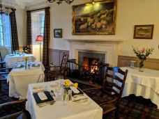 Fortingall hotel restaurant