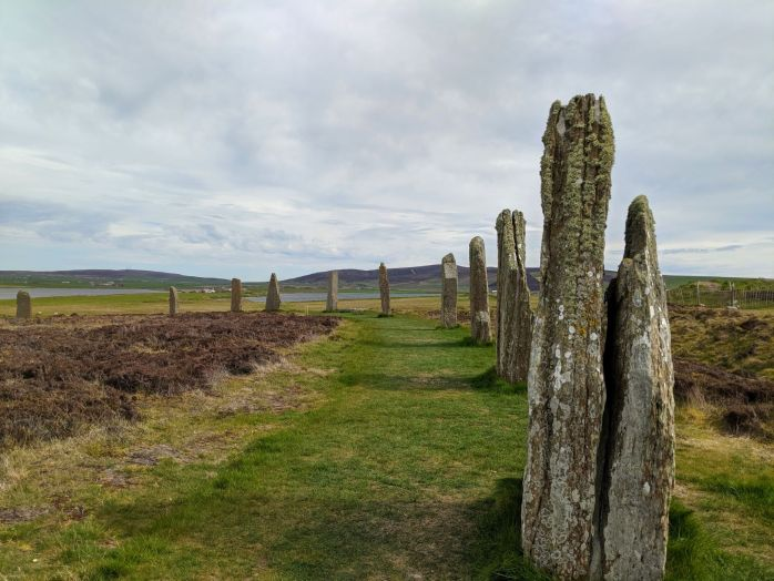 MS Ring of Brodgar