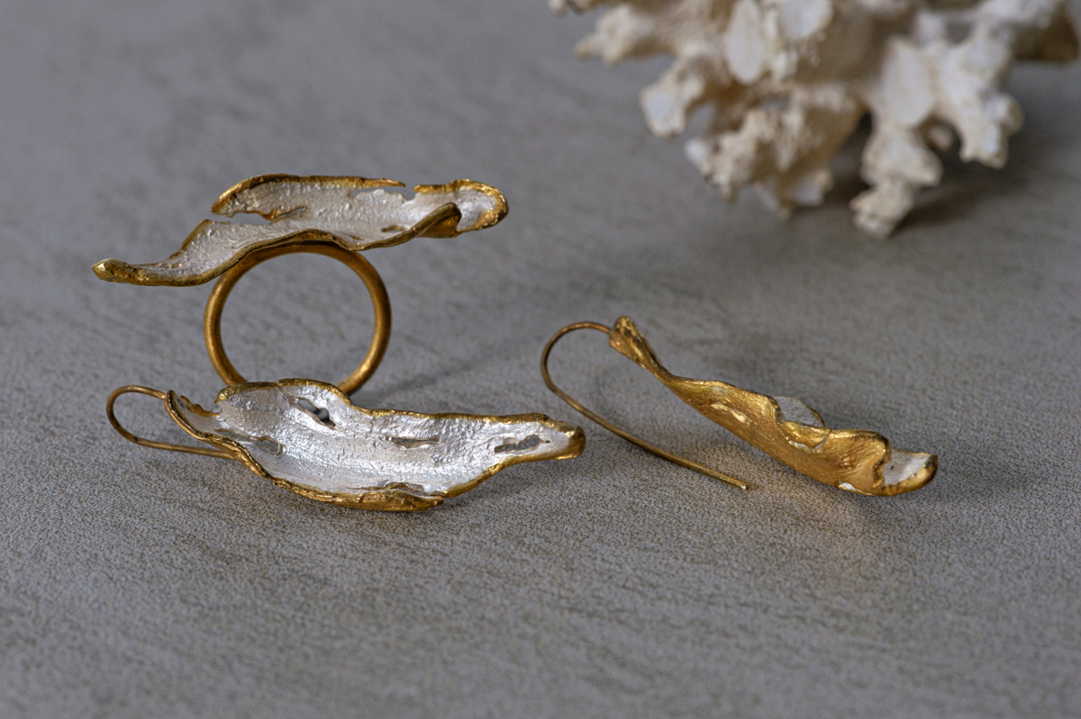 Jewellery by Roberta Pederzoli