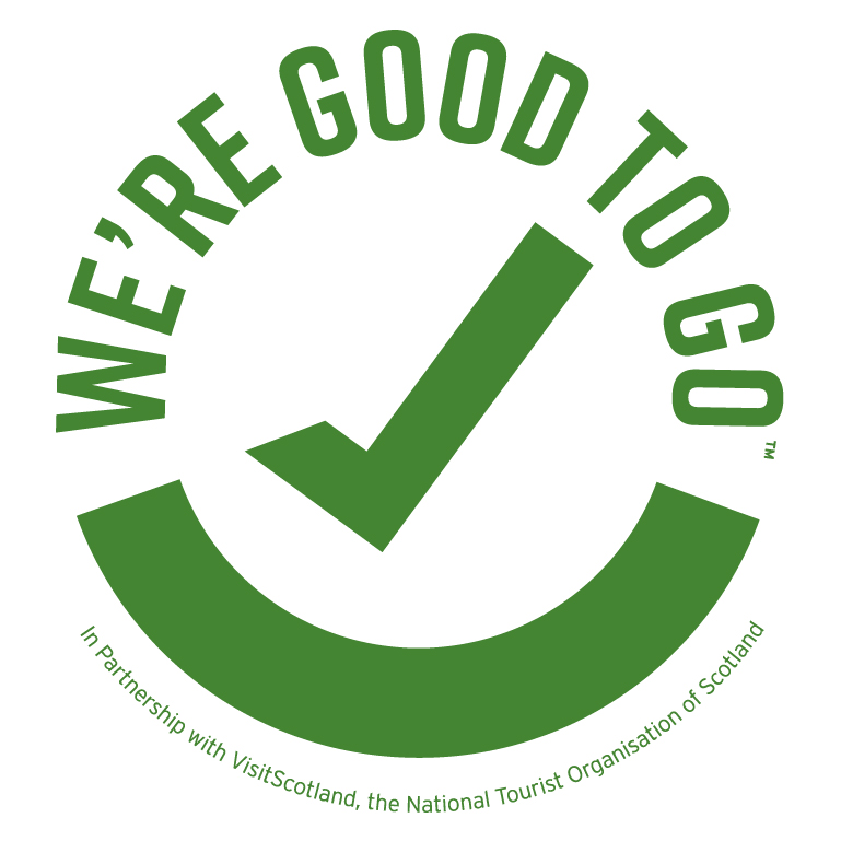 Good to Go Industry Standard logo