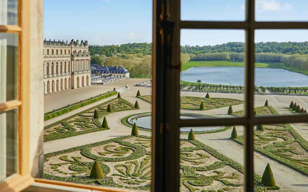 Airelles Château de Versailles, Le Grand Contrôle, France