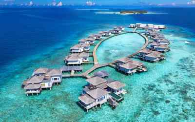 Raffles Maldives Meradhoo, Maldives
