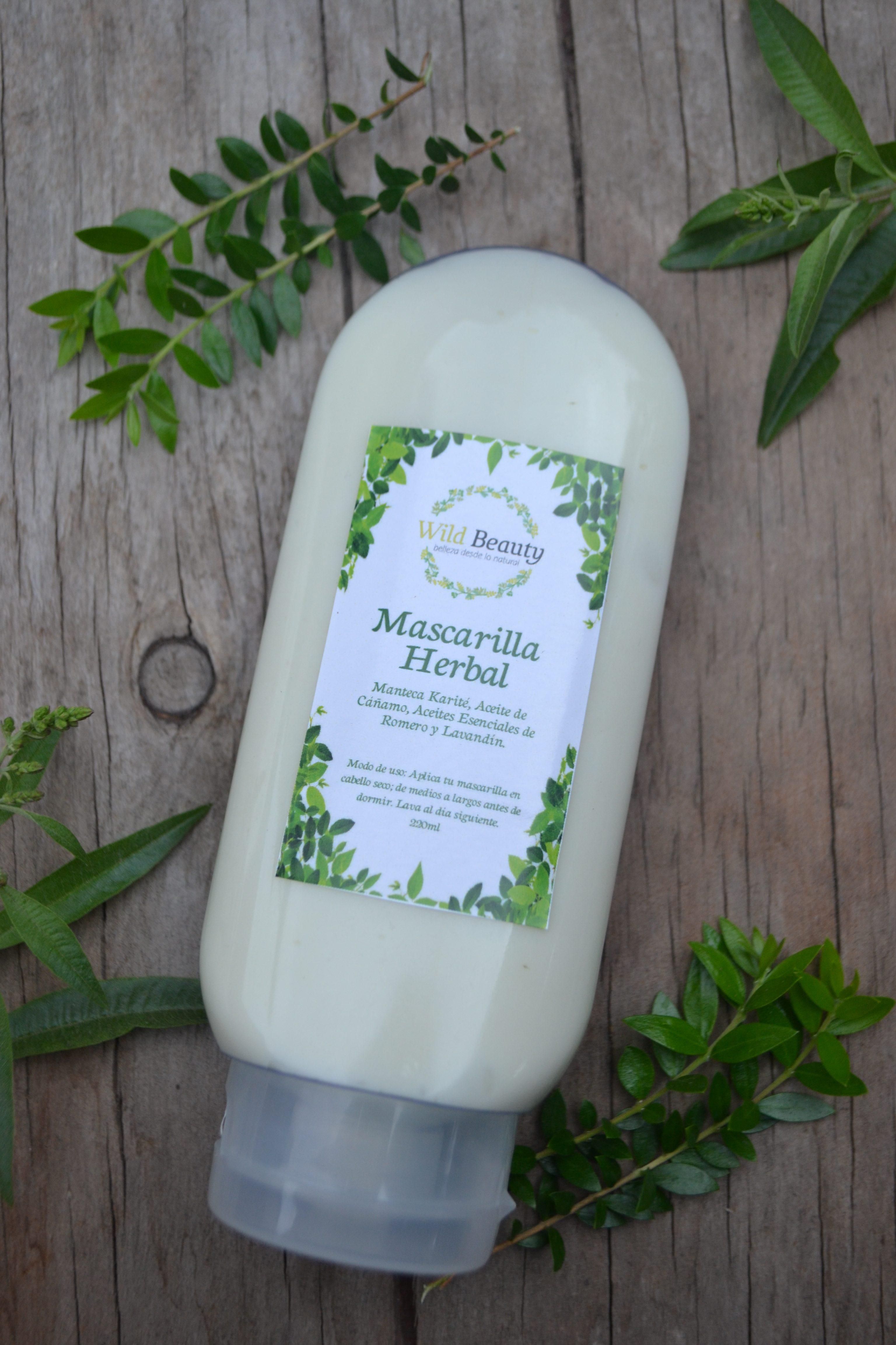 Mascarilla Herbal