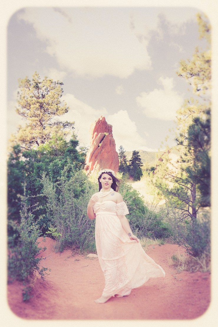 Vintage Theme Fine Art Portrait s by Wild Beauty Photo in Colorado Springs