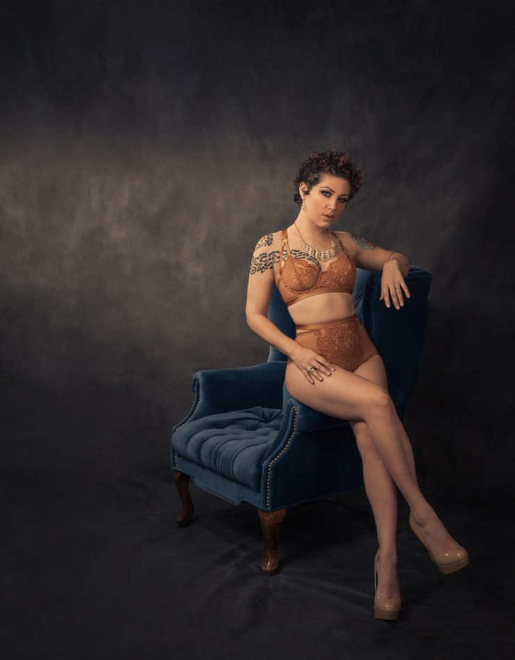Fine art boudoir and glamour photography by Patty Miller of Wild Beauty Photo in Colorado Springs