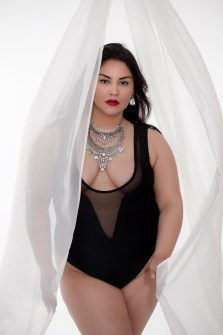 Wild Beauty Boudoir is for every woman, young, mature, patient, plus size