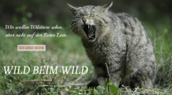 Rote Liste Wildtiere
