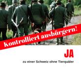 Jäger ausbürgern