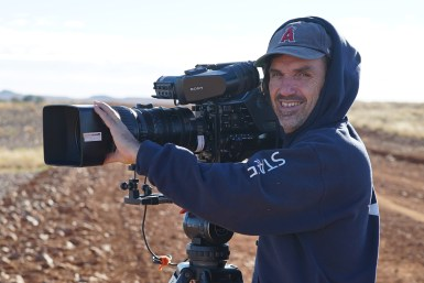 Director DOP Mick McIntyre -®Hopping Pictures