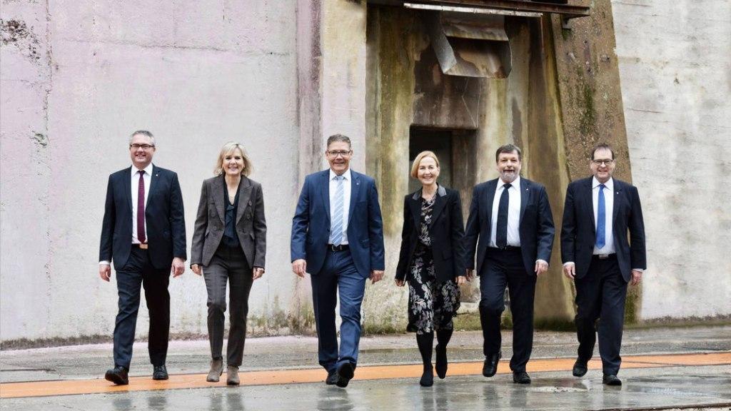 Regierungsrat Solothurn