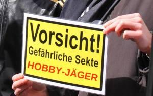 Sekte: Hobby-Jäger