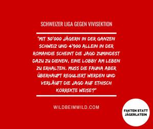 Schweizer Liga gegen Vivisection