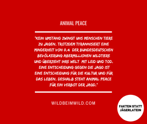 Animal Peace