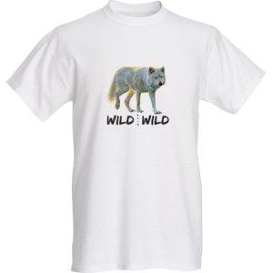 Wild beim Wild Wolf T-Shirt