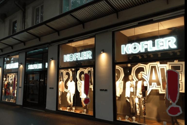 Modehaus Kofler