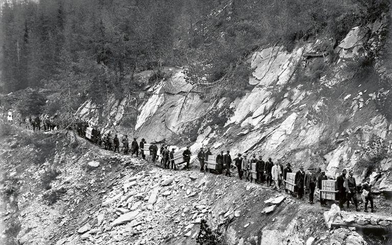 Nationalpark 100 Jahre Wiederansiedlung des Alpensteinbocks
