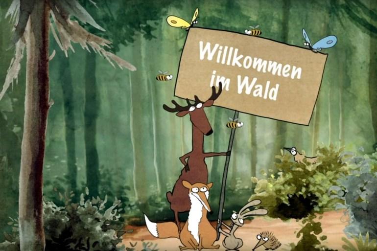 Wild beim Wild