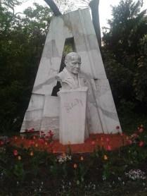 Franz Lehár Monument
