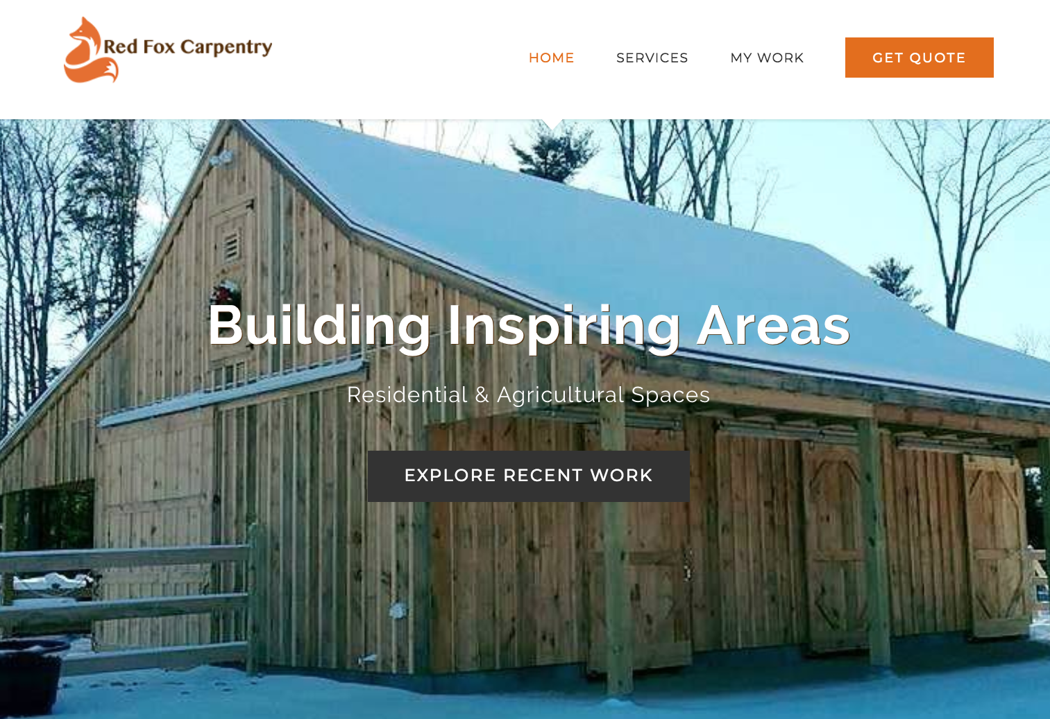 Red Fox Carpentry