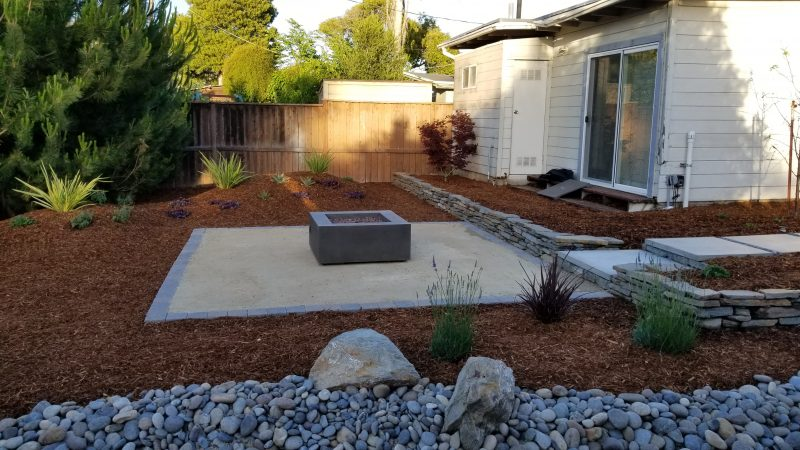 How to Build a Decomposed Granite Patio | Wild Bloom on Decomposed Granite Backyard Ideas id=66581