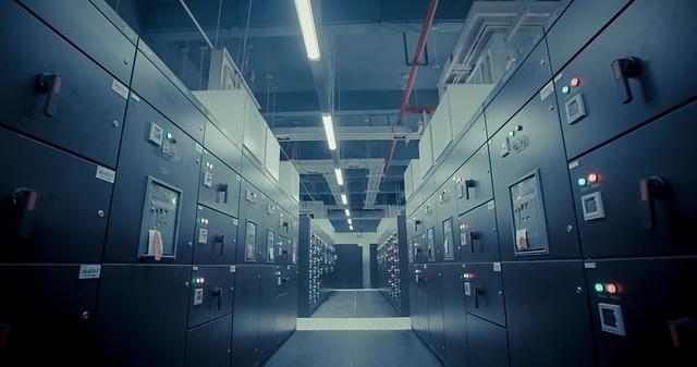 data centre carbon emissions