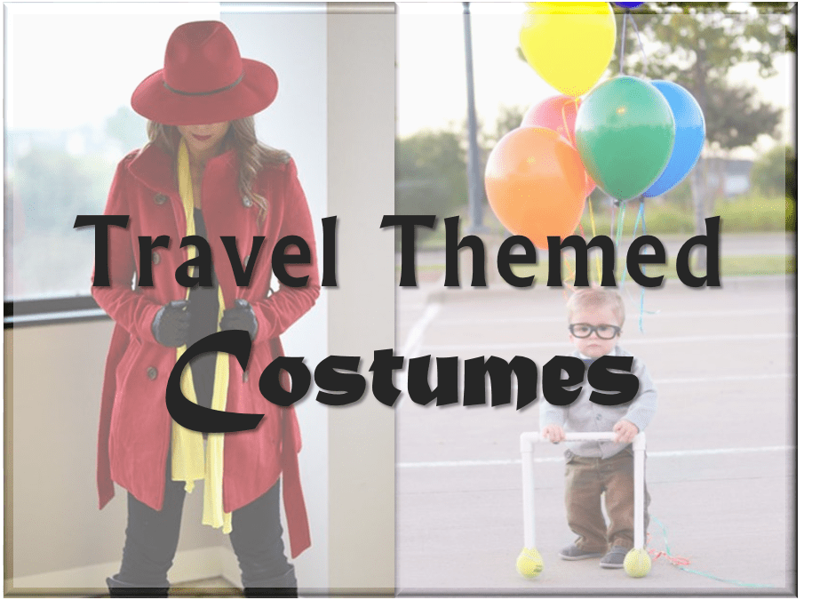 9 Best Travel Inspired Costumes