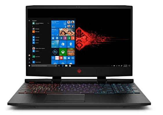 intel core i7 laptops, HP OMEN