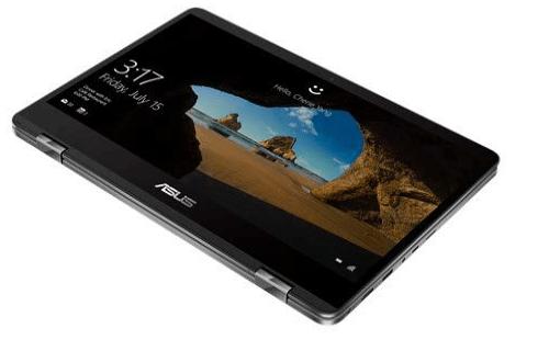 Asus Zenbook Flip Best 2-in-1 Laptop for Graphics