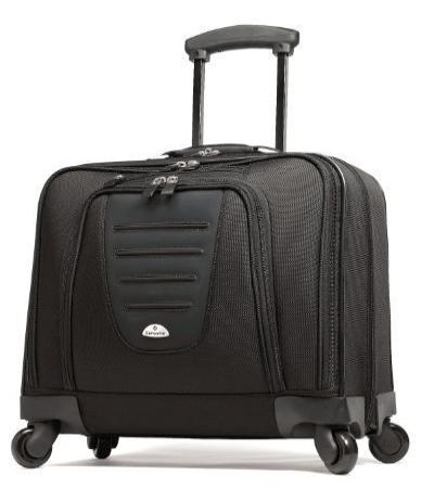 Samsonite Spinner Mobile Office Wheeled Briefcase