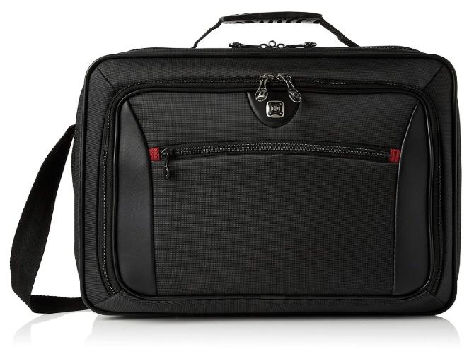Wenger Swiss Gear The Insight 16-Inch Laptop Case - Black, laptop bag