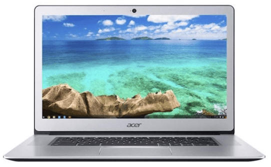 Acer Chromebook 15, top Chromebook laptops