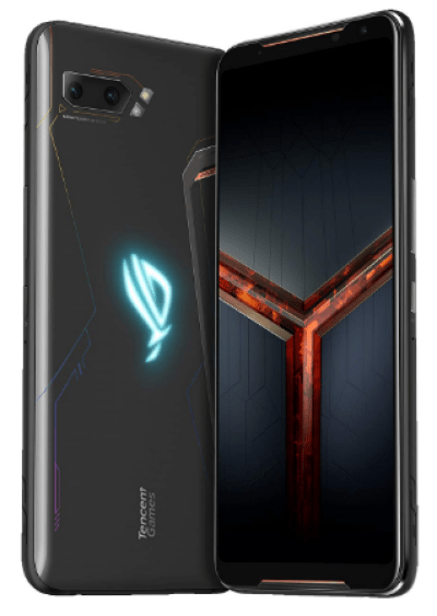 Top-rated Android smartphones, Asus ROG Phone 2, main view