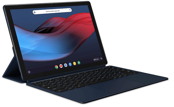 One of the top rated tablets is the Google Pixel Slate