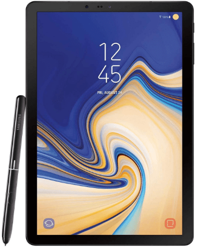 top rated tablets, the Samsung Galaxy S4