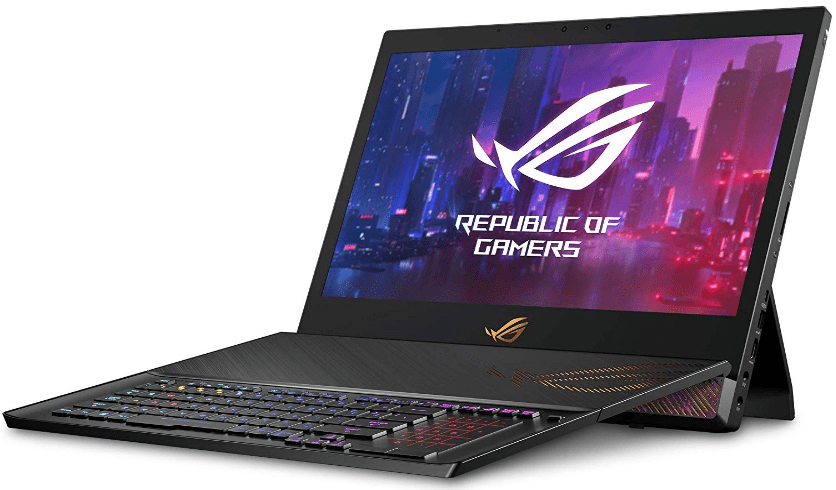Asus ROG Mothership, top-rated gaming laptops