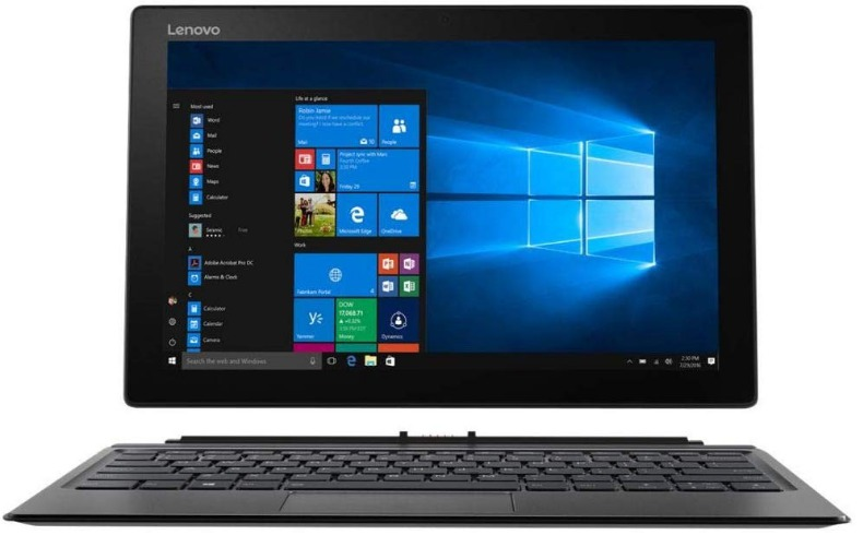2 in 1 laptop tablets of the Lenovo idea pad mii520 2-in-1 laptop tablet