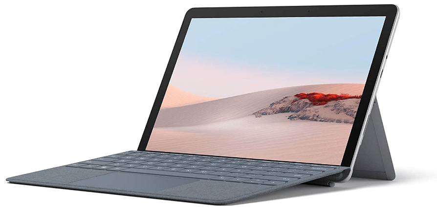 Best Budget Business Laptops, Microsoft Surface Go 2