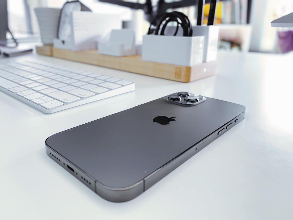 Graphite Apple iPhone 12 Pro Max 5G