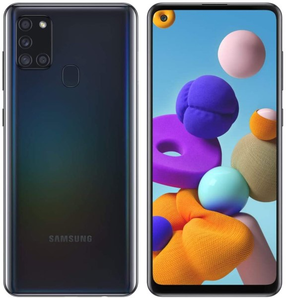 Samsung Galaxy A21S smartphone, Phones with longest battery life
