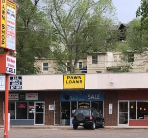 Double Eagle pawn shop, Colorado Spring